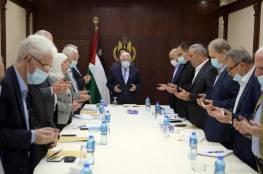 """الرئيس عباس يترأس اجتماعا لمركزية """"فتح"""" الثلاثاء المقبل لبحث هذه الملفات"""