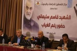 قيادي بالجهاد: نعلن انحيازنا للجمهورية الإسلامية في إيران وبلا خجل!!