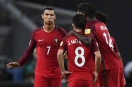 البرتغال تودع بطولة كأس القارات بركلات الترجيح