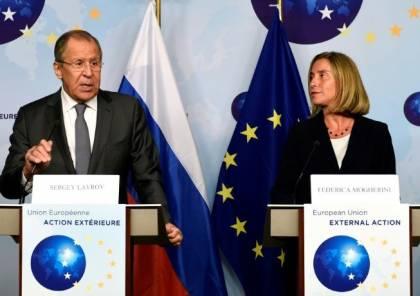 الاتحاد الأوروبي وروسيا يرفضان الاعتراف الأميركي بشرعية المستوطنات