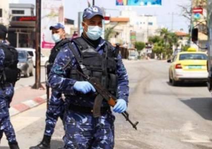 الشرطة وبمساندة الأجهزة الأمنية تغلق 6 صالات للأفراح وتلقي القبض على أصحابها في جنين