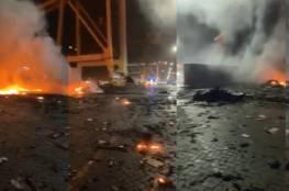 الميادين: وثيقة سرية تكشف مقتل 3 إسرائييليين في انفجار ميناء جبل علي