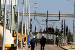 أول تعليق إسرائيلي على توريد الغاز الطبيعي لمحطة توليد الكهرباء في غزة