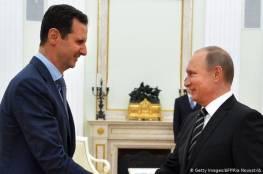 كلمات عن دمشق وأهلها ... هذا ما قاله بوتين عن زيارته لسوريا