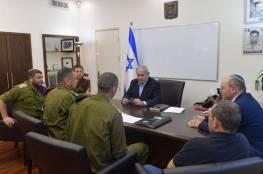 الكابينت ينعقد اليوم تزامنا مع تدريبات إسرائيلية عسكرية واسعة
