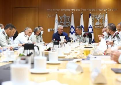 وزير الجيش الاسرائيلي يلوح بشن عملية عسكرية اخرى على غزة.. لهذا الهدف