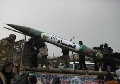 جيش الاحتلال : حماس أطلقت الصاروخين اتجاه تل أبيب بالخطأ