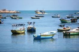 إعادة فتح البحر أمام الصيادين في قطاع غزة فجر السبت