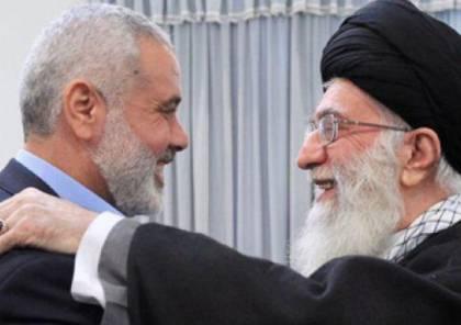 لقاء بين حماس وايران للتنديد بخطة السلام الاميركية