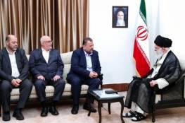 هارتس: إيران عززت ضلوعها في غزة وحماس ستفتح جولة قتالية أخرى ضد اسرائيل في هذه الحالة!
