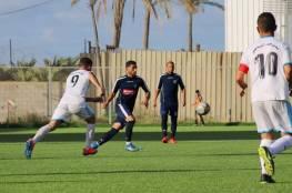 لاعبا غزة الرياضي ينفردان برقم مميز قبل نهائي الكأس