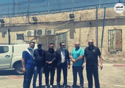 الإفراج عن محافظ القدس عدنان غيث