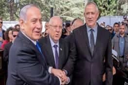 كحول لفان: سنشكل حكومة وحدة وطنية دون نتنياهو