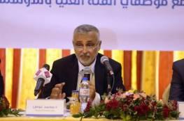 عوض يحذر من الوصول لمرحلة منع تحرك المواطنين بغزة