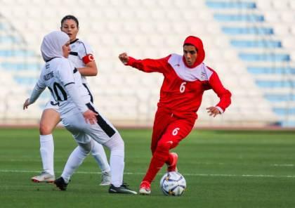 الاولمبي النسوي يخسر امام ايران