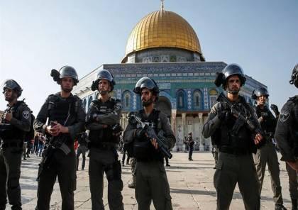 جيش الاحتلال الاسرائيلي يقرر تعزيز قواته في القدس ويرفع حالة التأهب استعدادا للتصعيد في ليلة القدر