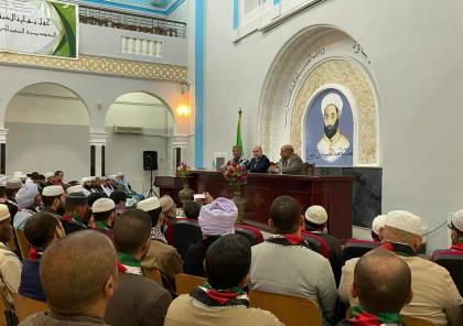 الهباش يدعو الأئمة والدعاة إلى نشر الوعي بأهمية المسجد الأقصى المبارك ومدينة القدس
