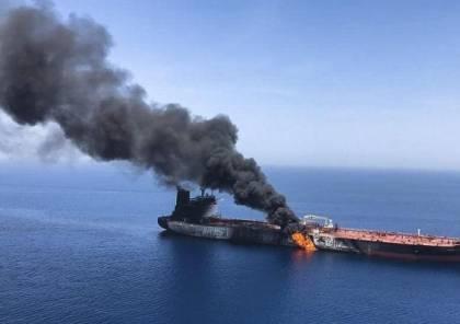 """""""زودياك ماريتيم"""" الإسرائيلية تعلن مقتل اثنين من طاقم السفينة التي تعرضت لهجوم قبالة عمان"""