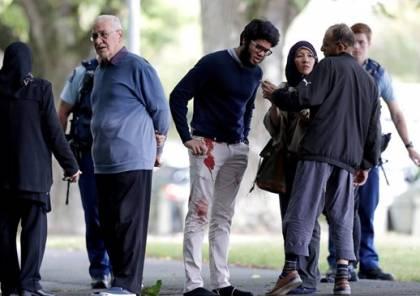 الرئيس يدين الهجوم الإرهابي على مسجدين في نيوزيلندا