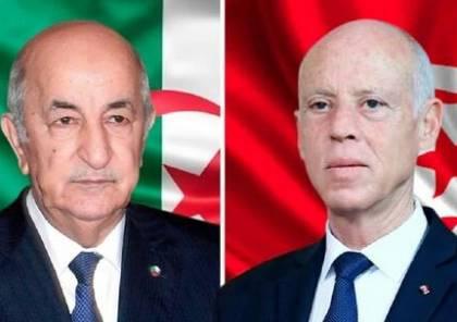 الرئيس التونسي لنظيره الجزائري: ستكون هناك قرارات هامة قريبا