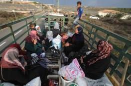 تقرير: الجيش يرفض 73% من طلبات الفلسطينيين لفلاحة أراضيهم في منطقة التماس