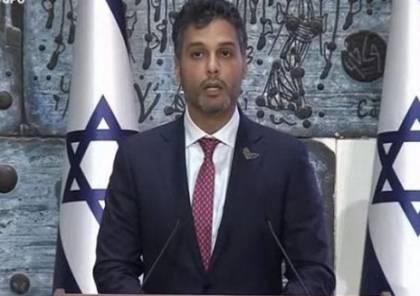 سفير الإمارات لدى إسرائيل: الاتفاق الإبراهيمي للسلام يعد إنجازاً تاريخيا