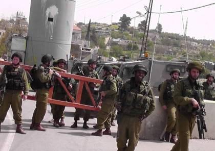 إسرائيل تتجه لفرض إغلاق أُحادي الجانب على كافة الأراضي الفلسطينية