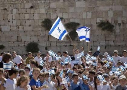 """""""معاريف"""": استعدادات إسرائيلية لمواجهات محتملة بالقدس غدًا"""