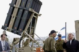 هآرتس: إسرائيل تسمح بنشر القبة الحديدية في دول الخليج العربي