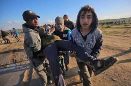 غزة: اصابة مواطنين اثنين برصاص الاحتلال في بيت لاهيا