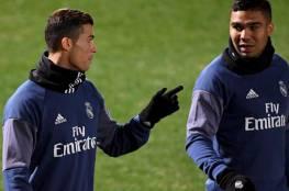 كاسيميرو: نصائح كرستيانو جعلتني لاعبا أفضل