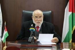 أحمد بحر يحذر: تأجيل الانتخابات لعب بالنار وقفزة إلى المجهول!