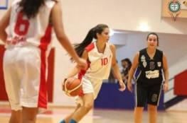 دلاسال بيت لحم يتوج بطلا للدوري النسوي لكرة السلة