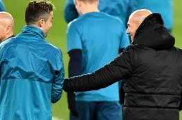 رونالدو يتغنى بزيدان ويؤكد: لقد ساعدني كثيراً في ريال مدريد