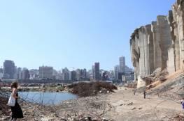 شاهد: فيديو يعرض للمرة الأولى يوثق لحظة انفجار مرفأ بيروت