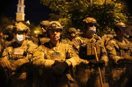 15 ألفا من قوات الحرس الوطني لدعم تنصيب بايدن