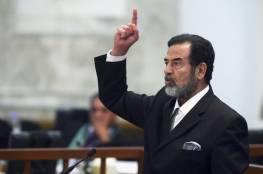 تفاصيل مثيرة عن لحظات صدام حسين الأخيرة .. هكذا ودّعه الحراس الأمريكيون