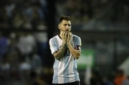 ميسي: كنت سأعتزل لو لم نتأهل لكأس العالم