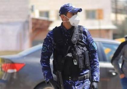 بيان توضيحي للشرطة الفلسطينية حول فيديو اعتداء شرطي على مواطن