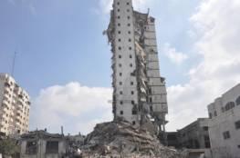 غزة: وزير الأشغال يوقع عقدا بـ3 ملايين يورو لإعادة تأهيل البرج الإيطالي
