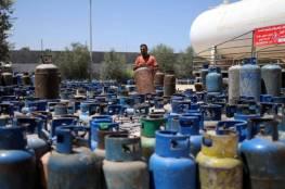 إدخال كميات جديدة من الغاز المصري لغزة.. ومالية غزة تحدد الاسعار