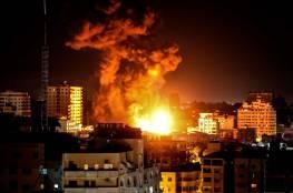 جيش الاحتلال يزعم تدمير 9 منازل لقادة حماس