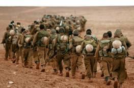 استدعاء جنود الاحتياط في مناورة لذراع البر بالجيش الإسرائيلي