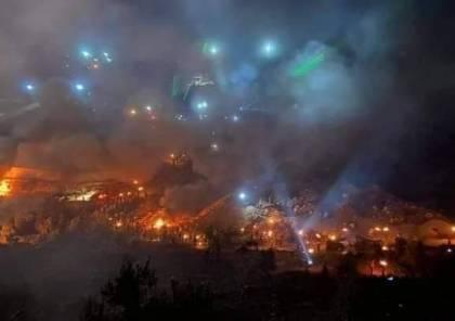 """صحيفة عبرية: الإرباك الليلي بغزة والضفة """"جعل حياة الجنود والمستوطنين مريرة"""""""