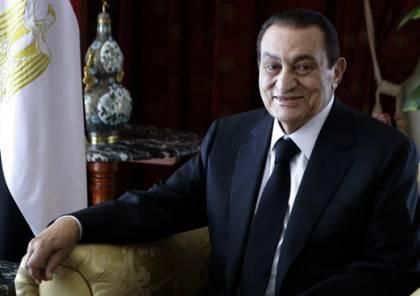 """مبارك يكشف خبايا أسرار مهمة للمرة الاولى.. ويتحدث عن عواقب """"صفقة القرن"""""""