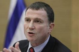 ازمة تشكيل الحكومة.. مساعٍ إسرائيلية للتوصية بإدلشتاين ليكون رئيسًا للوزراء