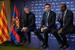 برشلونة مهدد بالإفلاس