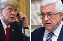 """الرئيس عباس يرفض استقبال مكالمة ترامب ويبعث برسالة لـ""""نتنياهو"""" حول اتفاقية اوسلو"""