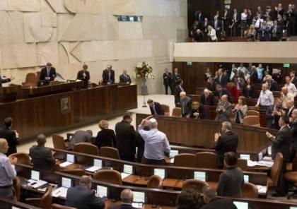 الكنيست تؤجل الموافقة على الميزانية وترفض قانون لابيد