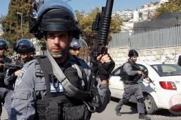 قوات الاحتلال تقتحم أحياء في بلدة سلوان